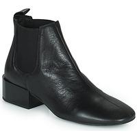 Zapatos Mujer Botas de caña baja Jonak BRIANA Negro