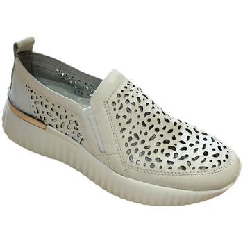 Zapatos Mujer Mocasín Susimoda SUSI4056bia bianco