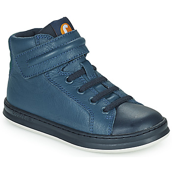 Zapatos Niños Zapatillas altas Camper RUNNER Azul