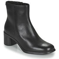 Zapatos Mujer Botines Camper MEDA Negro