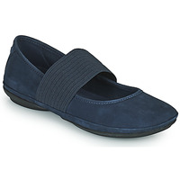 Zapatos Mujer Bailarinas-manoletinas Camper RIGHT NINA Azul