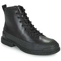 Zapatos Hombre Botas de caña baja Camper PIX Negro