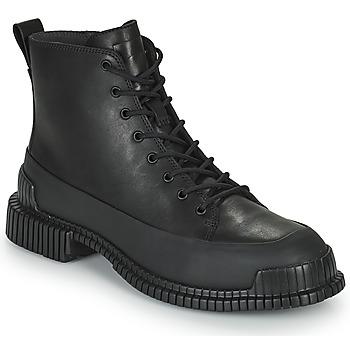 Zapatos Mujer Botas de caña baja Camper PIX Negro