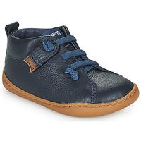 Zapatos Niños Derbie Camper PEU CAMI Azul