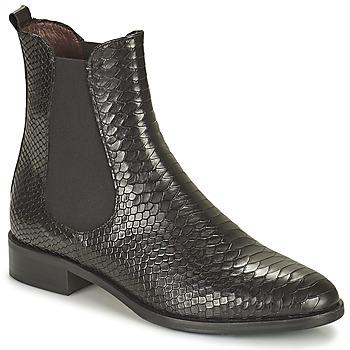 Zapatos Mujer Botas de caña baja Muratti ROCHEGUDE Negro
