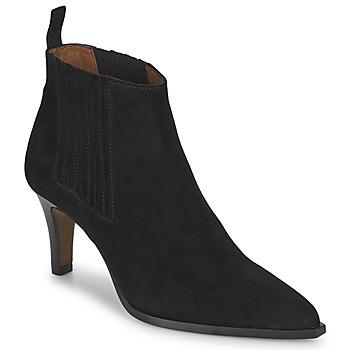 Zapatos Mujer Botines Muratti RAMOUS Negro