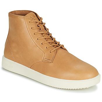 Zapatos Hombre Zapatillas altas Clae GIBSON Marrón