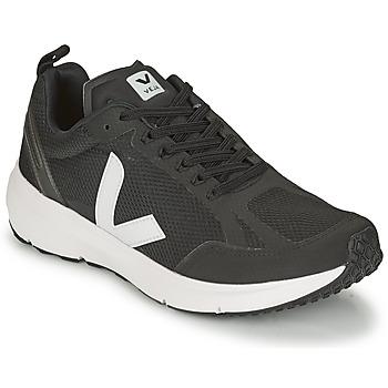 Zapatos Zapatillas bajas Veja CONDOR 2 Negro / Blanco