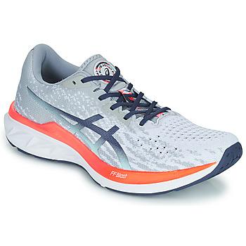 Zapatos Hombre Running / trail Asics DYNABLAST 2 CELEBRATION OF SPORTS Gris / Azul