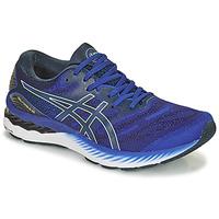 Zapatos Hombre Running / trail Asics GEL-NIMBUS 23 Azul