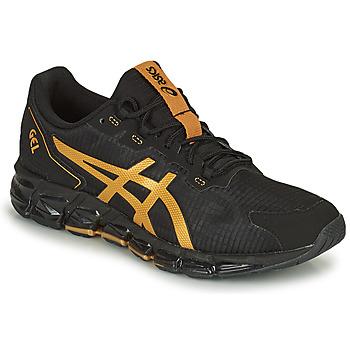 Zapatos Hombre Zapatillas bajas Asics GEL-QUANTUM 360 6 Negro / Oro