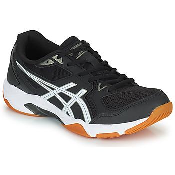 Zapatos Hombre Sport Indoor Asics GEL-ROCKET 10 Negro / Blanco