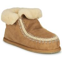 Zapatos Mujer Pantuflas Shepherd PIA Camel