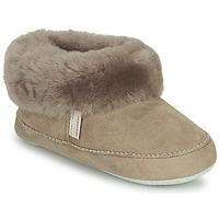 Zapatos Niña Pantuflas Shepherd PITEA Gris