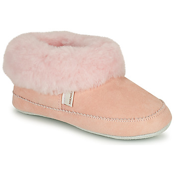 Zapatos Niña Pantuflas Shepherd PITEA Rosa