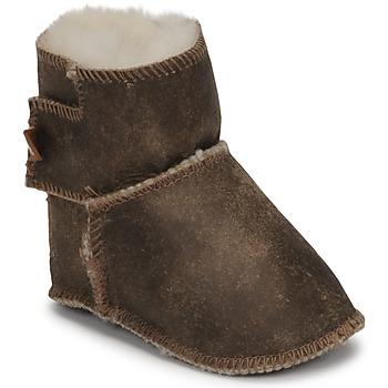 Zapatos Niños Pantuflas Shepherd BORAS Beige