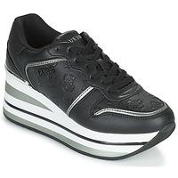 Zapatos Mujer Zapatillas bajas Guess HEKTOR Negro