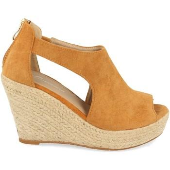 Zapatos Mujer Sandalias Tephani AB-210 Camel