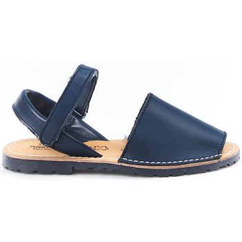 Zapatos Niños Sandalias Huran Sandalias Menorquinas 551 Marino Azul