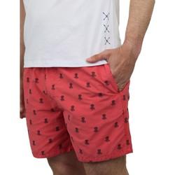 textil Hombre Bañadores Elpulpo PM0205101 Rojo