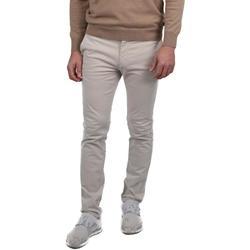 textil Hombre Pantalones chinos Elpulpo PM2007200 Beige