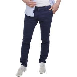 textil Hombre Pantalones chinos Elpulpo PM2007200 Azul