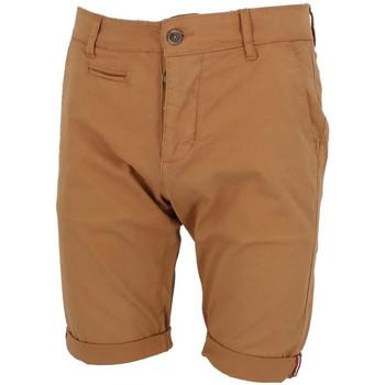 textil Hombre Shorts / Bermudas La Maison Blaggio  Marrón