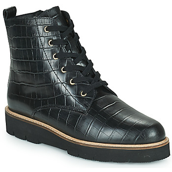 Zapatos Mujer Botas de caña baja Ravel MAYA Negro