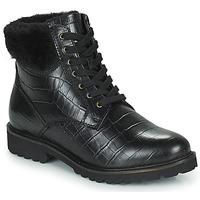Zapatos Mujer Botas de caña baja Ravel IRIS Negro