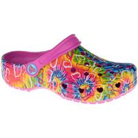 Zapatos Niños Zuecos (Clogs) Skechers Heart Charmer Hyper Groove Multicolore