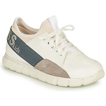Zapatos Niño Zapatillas bajas Guess BRODY Blanco