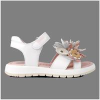 Zapatos Niños Sandalias Garvalin 212413 Blanco
