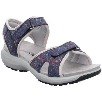 Zapatos Mujer Sandalias Westland By Josef Seibel OLIVIA 07 ESTAMPADA AZUL AZUL