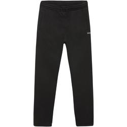 textil Niño Pantalones Vans Calças  By Basic Fleece Pant Black - Kids