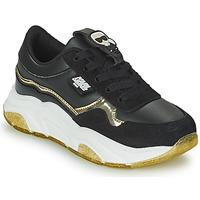 Zapatos Niña Zapatillas bajas Karl Lagerfeld KALIMA Negro / Oro