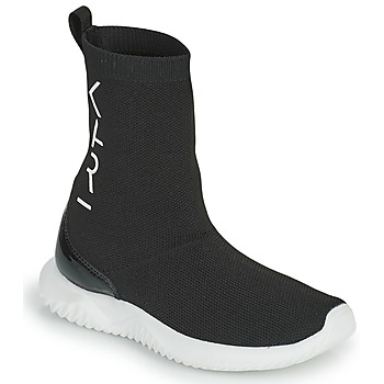 Zapatos Niña Zapatillas altas Karl Lagerfeld HEROS Negro