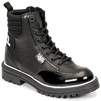 Zapatos Niña Botas urbanas Karl Lagerfeld HOLISTA Negro