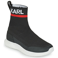 Zapatos Niño Zapatillas altas Karl Lagerfeld PELINDRA Negro