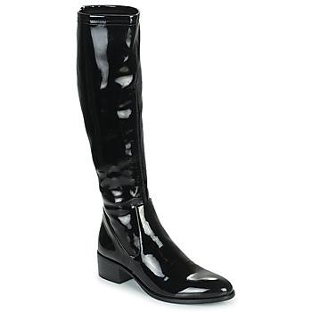 Zapatos Mujer Botas urbanas Adige CELINE V1 VERNIS NOIR Negro