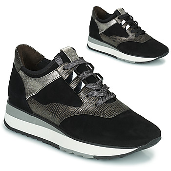 Zapatos Mujer Zapatillas bajas Adige XERUS V1 SOLAR CARBONE Gris