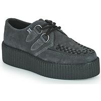Zapatos Derbie TUK VIVA HIGH CREEPER Gris