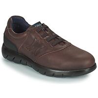 Zapatos Hombre Derbie CallagHan PLUVIAM Marrón