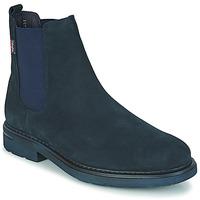 Zapatos Hombre Botas de caña baja CallagHan PURE CASUAL Azul
