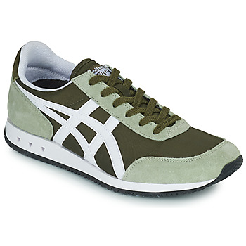 Zapatos Zapatillas bajas Onitsuka Tiger NEW YORK Kaki / Blanco / Gris