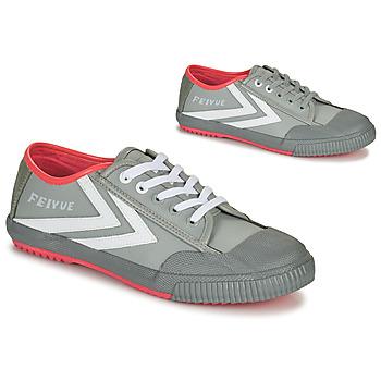 Zapatos Hombre Zapatillas bajas Feiyue STAPLE X FE LO 1920 Gris / Blanco