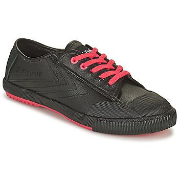 Zapatos Hombre Zapatillas bajas Feiyue STAPLE X FE LO 1920 Negro / Negro