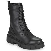 Zapatos Mujer Botas de caña baja MTNG 50188-C51975 Negro