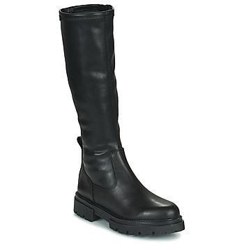 Zapatos Mujer Botas urbanas MTNG 52465-C52355 Negro