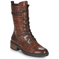 Zapatos Mujer Botas de caña baja Caprice 25202-351 Cognac
