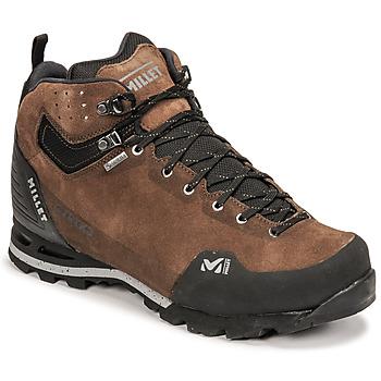 Zapatos Hombre Senderismo Millet G TREK 3 GORETEX Marrón